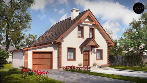 Проект дома Z1 GL