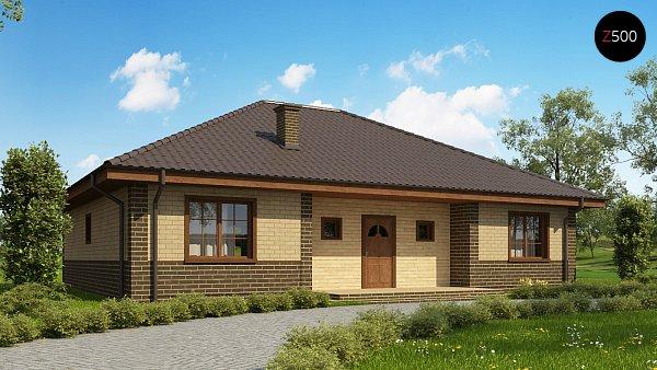 Проект дома Z10 k