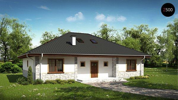 Проект дома Z10 stu 30