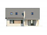 Фасады проекта Z111 Фото 2