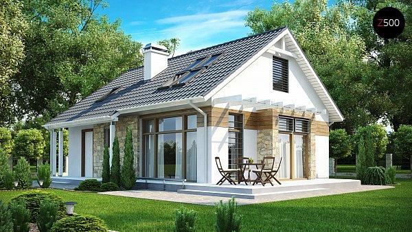 Проект дома Z113