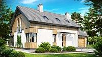 Проект дома Z118