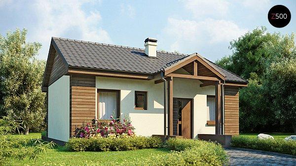 Проект дома Z11