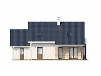 Фасады проекта Z120 Фото 2