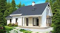 Проект дома Z120