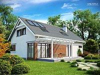 Проект дома Z122 v2 Фото 1
