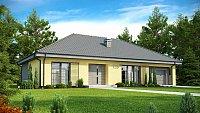 Проект дома Z123