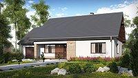 Проект дома Z131