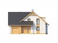 Фасады проекта Z135 Фото 1