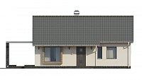 Фасады проекта Z139 v2 Фото 1