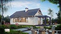 Проект дома Z139 v2
