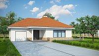 Проект дома Z141 GL