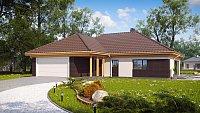 Проект дома Z144