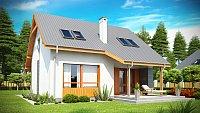 Проект дома Z146