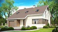 Проект дома Z148