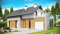 Проект дома Z149