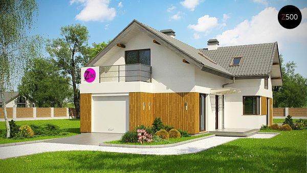 Проект дома Z150 GL
