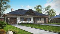 Проект дома Z153 GL