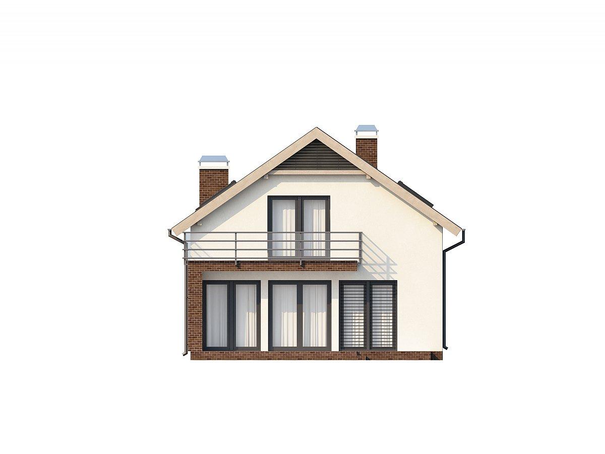 Экономичный дизайн дома