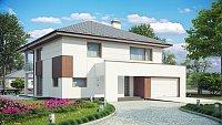Проект дома Z156