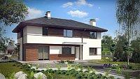 Проект дома Z159