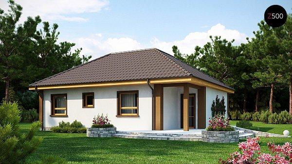 Проект дома Z15