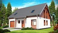 Проект дома Z164
