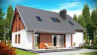 Проект дома Z164 Фото 1