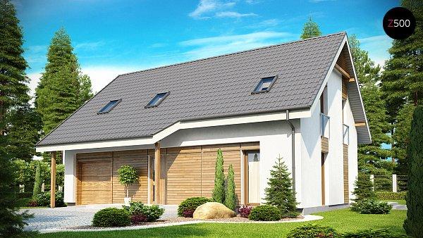 Проект дома Z170