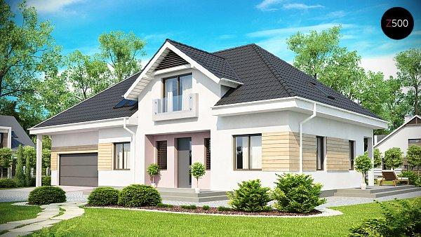 Проект дома Z171