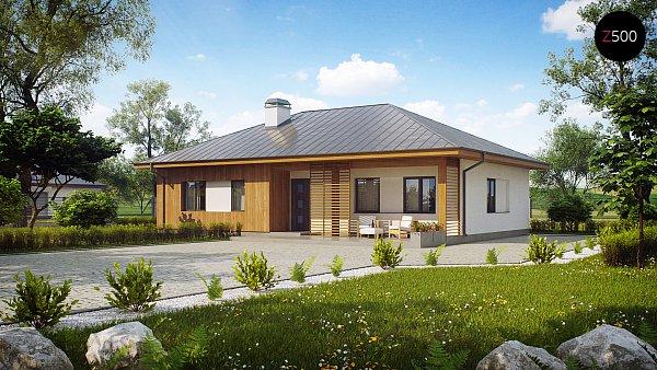 Проект дома Z176