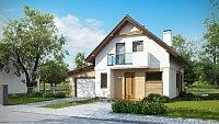 Проект дома Z177 GL