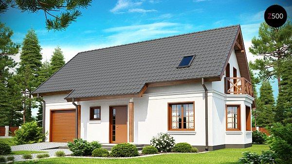 Проект дома Z178