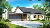 Проект дома Z182