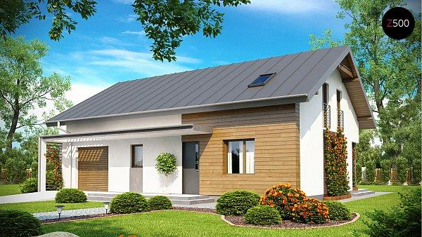 Проект дома Z188