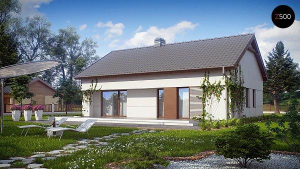 Проект дома Z191