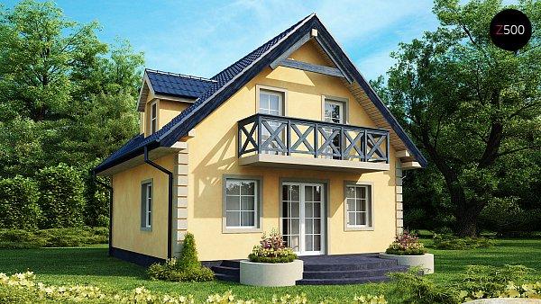 Проект дома Z1