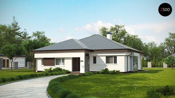 Проект дома Z200 BG