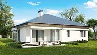 Проект дома Z200 BG Фото 1