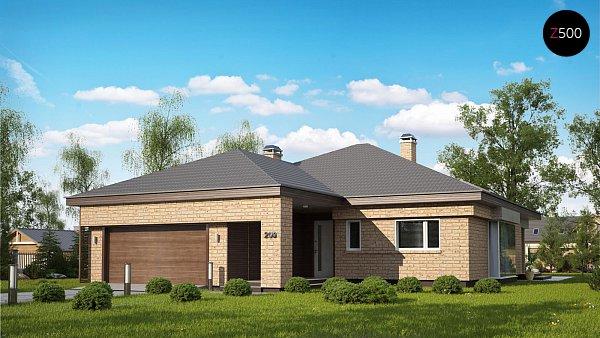 Проект дома Z200 k