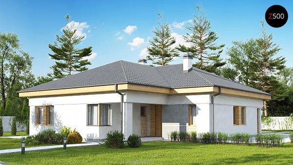 Проект дома Z204 bG