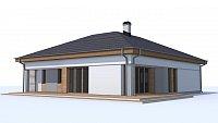 Проект дома Z204 bG Фото 1