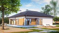 Проект дома Z204