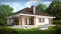 Проект дома Z205
