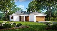 Проект дома Z206