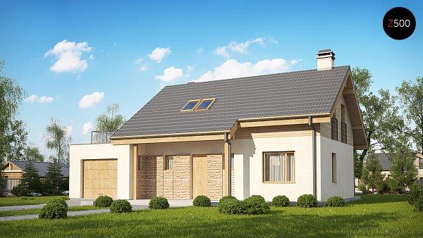 Проект дома Z210 GLt