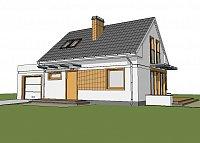 Проект дома Z211 GL Фото 1