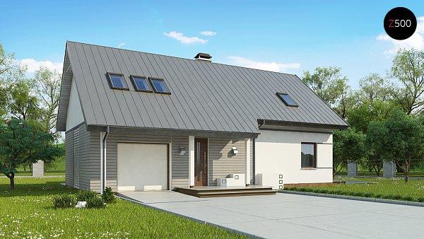 Проект дома Z226 +