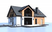 Проект дома Z226 + Фото 1