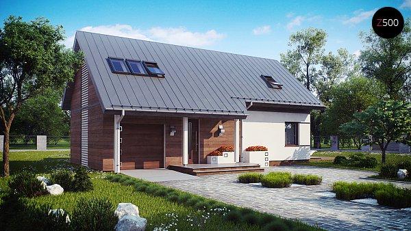 Проект дома Z226